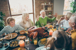 How to Take Care of Back Pain During the Thanksgiving Holiday