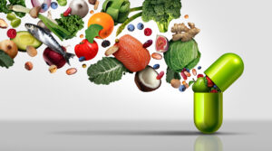 Food for Thought: Diet and Nutrition for a Healthy Back