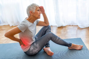 Back Pain After 50